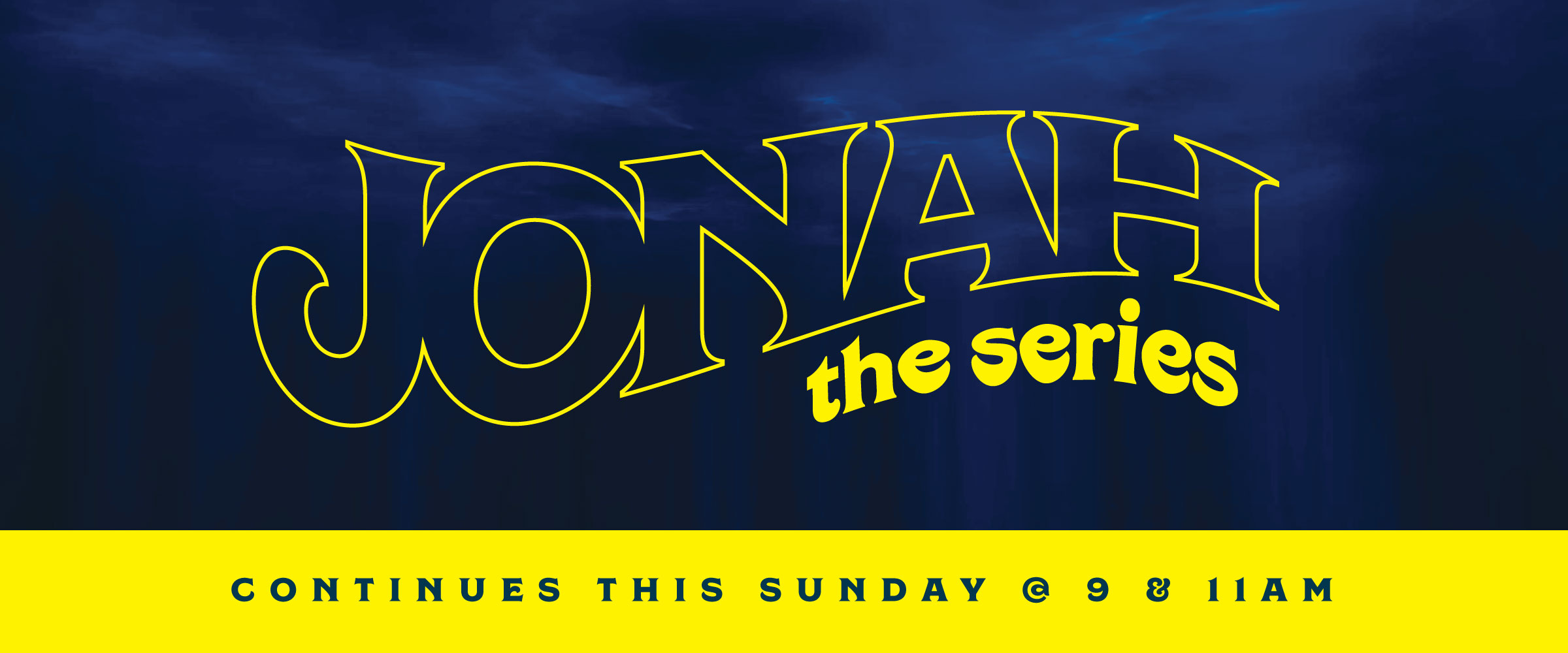 Jonah: The Series